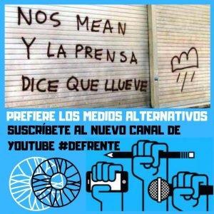 youtube De Frente