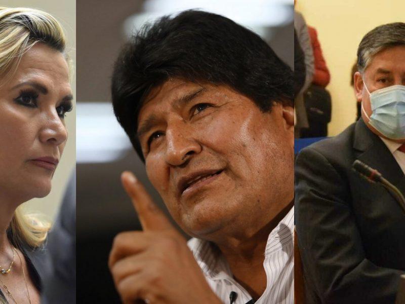 Evo Morales Interpol rechaza solicitud sello rojo